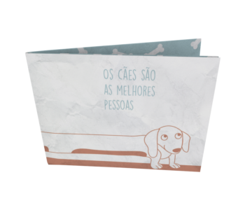 dobra - Nova Carteira Clássica - CHUVA DE OSSOS