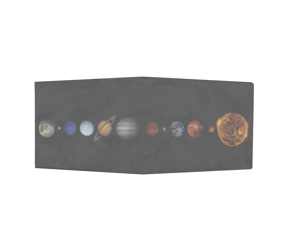 dobra - Nova Carteira Clássica - Sistema Solar