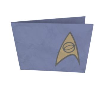 dobra - Nova Carteira Clássica - Spock