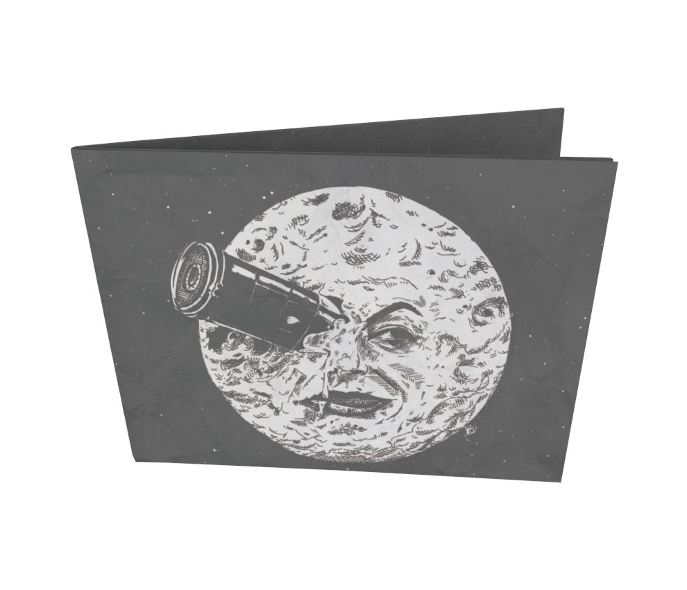 dobra - Nova Carteira Clássica - Viagem à Lua