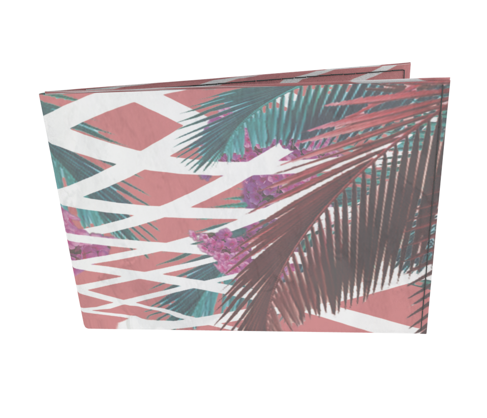 dobra - Carteira Old is Cool - tropical geo