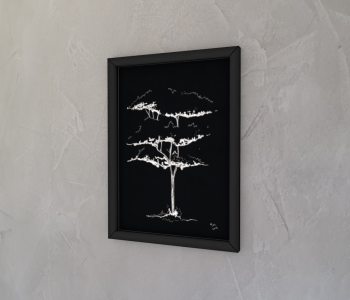 dobra - Quadro - árvore