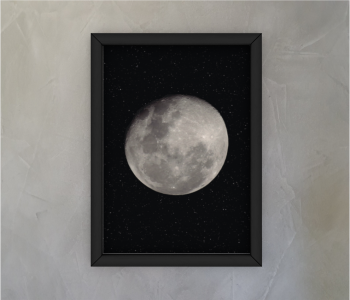 dobra - Quadro - lua