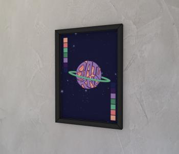 dobra - Quadro - Saturno