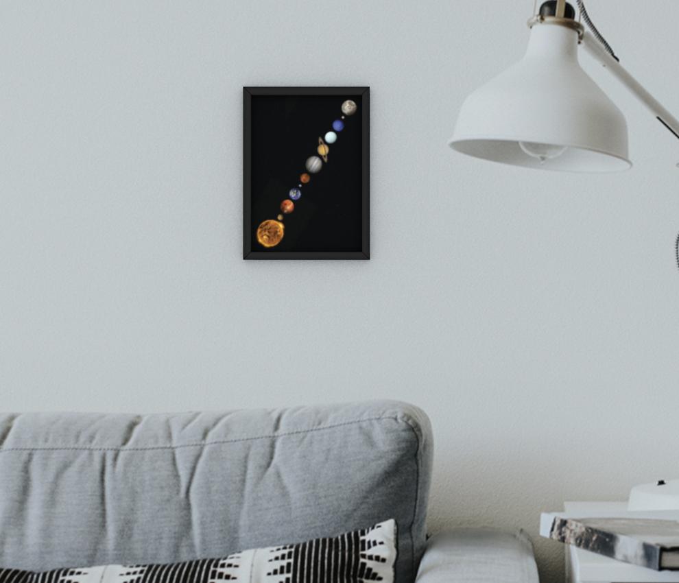 dobra - Quadro - Sistema Solar