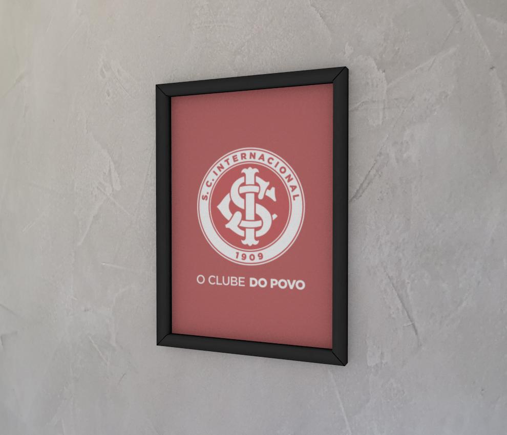 dobra - Quadro - sport club internacional