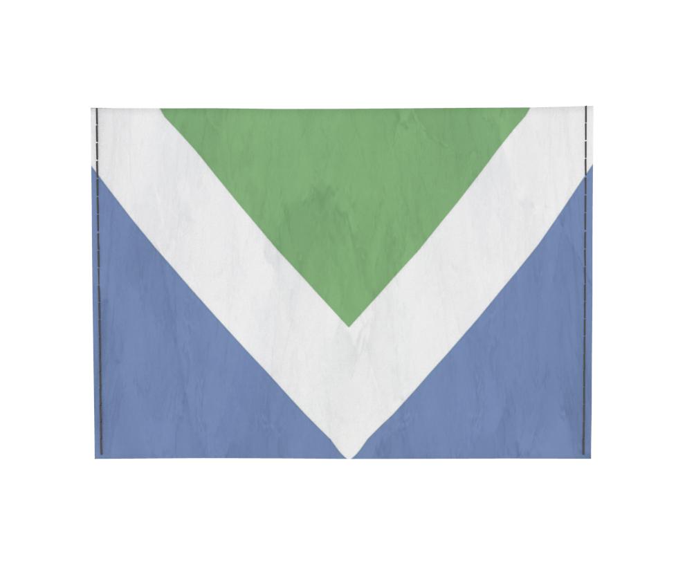 dobra - Porta Cartão - Bandeira vegana internacional