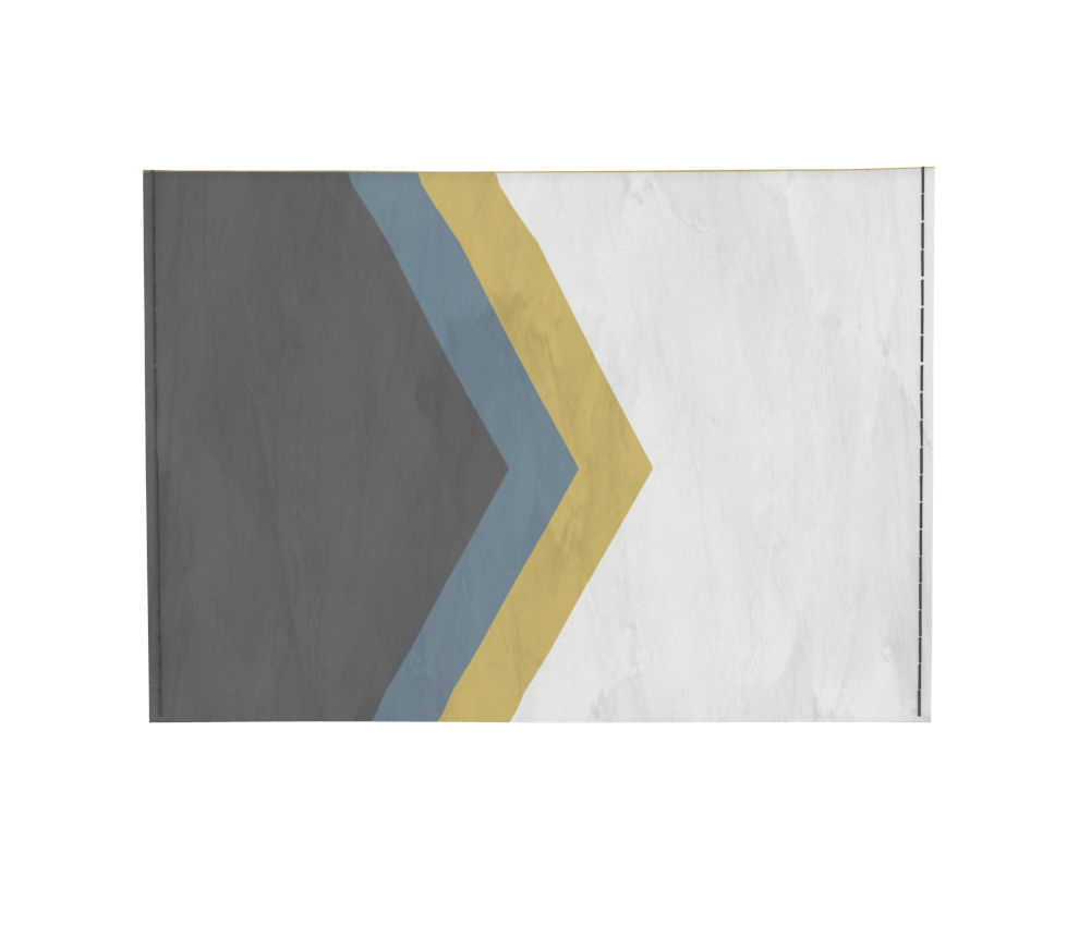 dobra - Porta Cartão - geométrico triangular