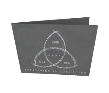 dobra - Nova Carteira Clássica - Dark - Everything is connected