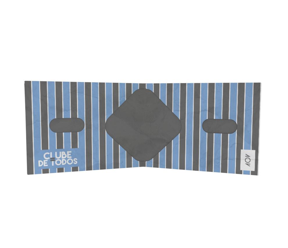 dobra - Nova Carteira Clássica - Grêmio   Tricolor tradicional