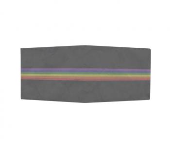 dobra - Nova Carteira Clássica - Pride Minimalist - Black
