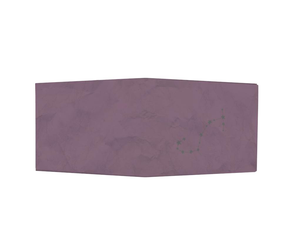 dobra - Nova Carteira Clássica - Signo de Escorpião