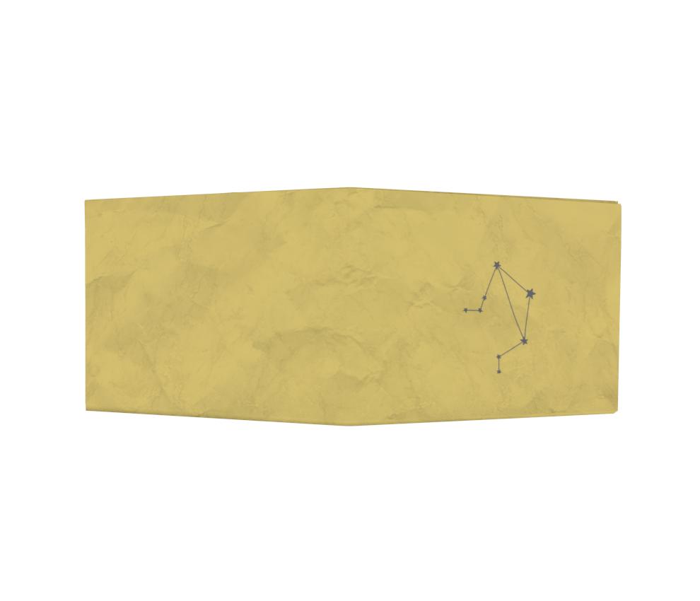 dobra - Nova Carteira Clássica - Signo de Libra