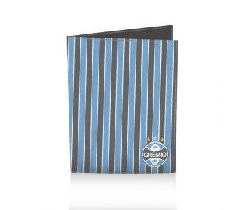 dobra porta passaporte tricolor tradicional