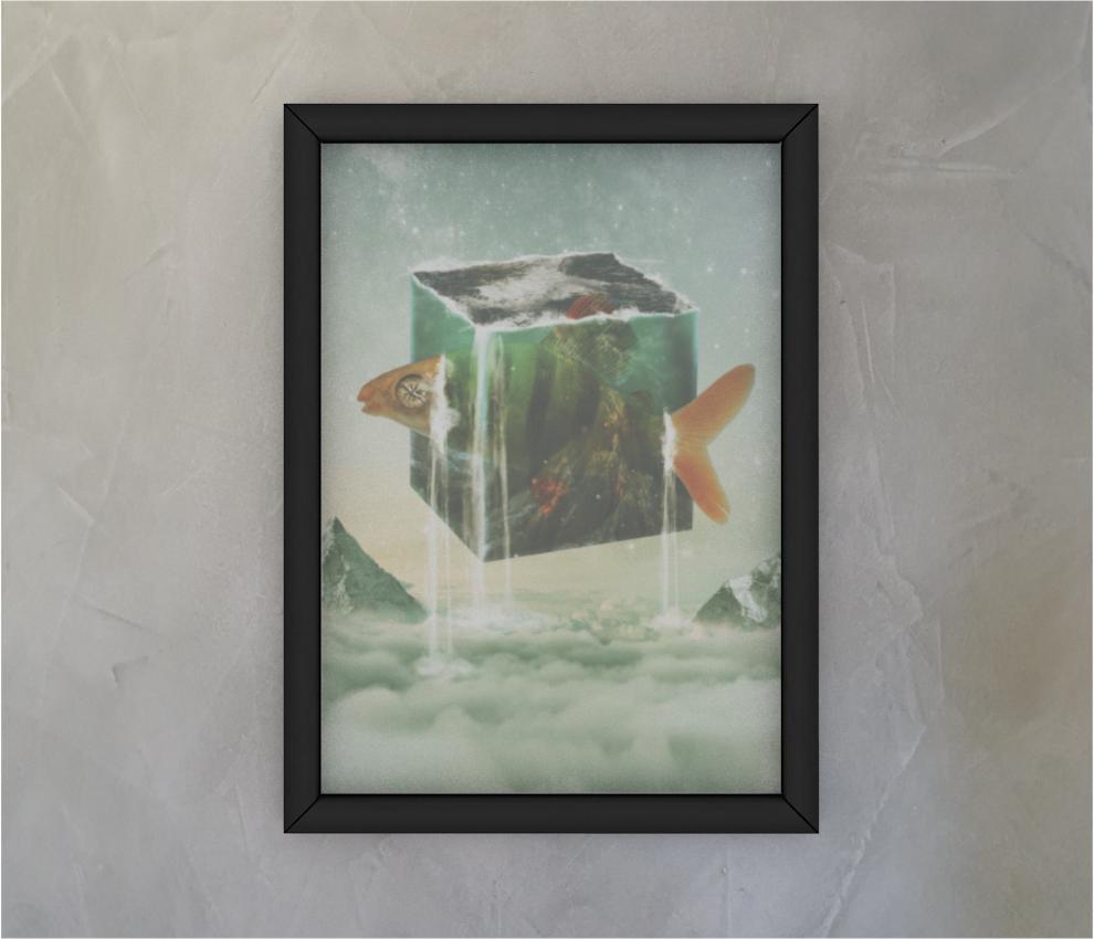dobra - Quadro - The fish box