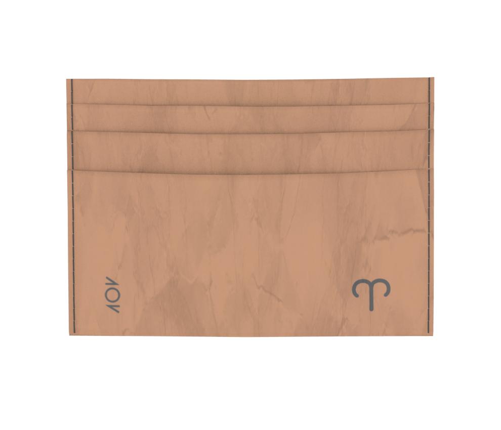 dobra - Porta Cartão - Signo de Aries