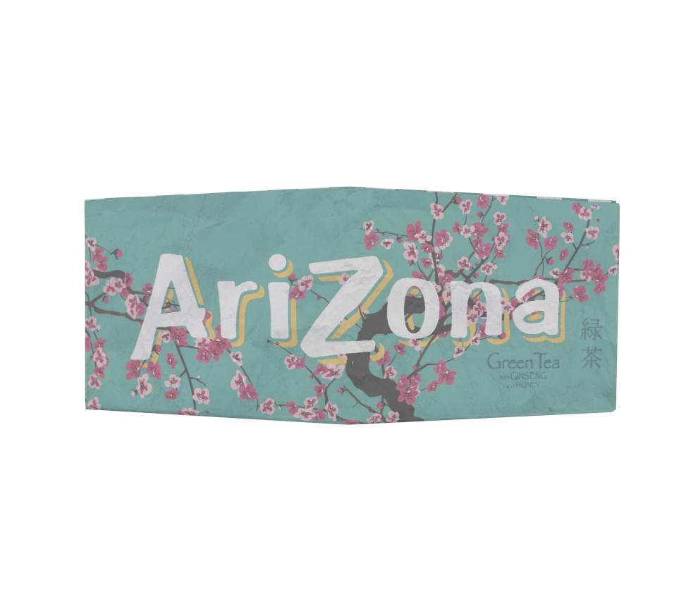 dobra - Nova Carteira Clássica - Arizona Tea