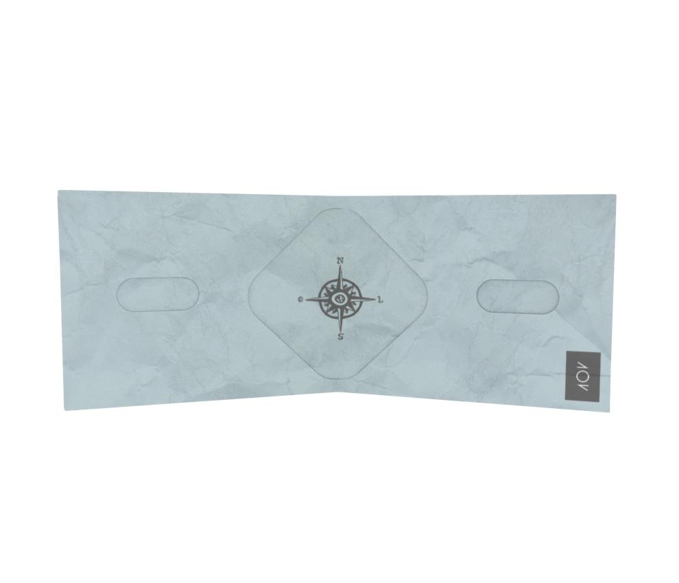 dobra - Nova Carteira Clássica - Mapa Mundi Simples <3