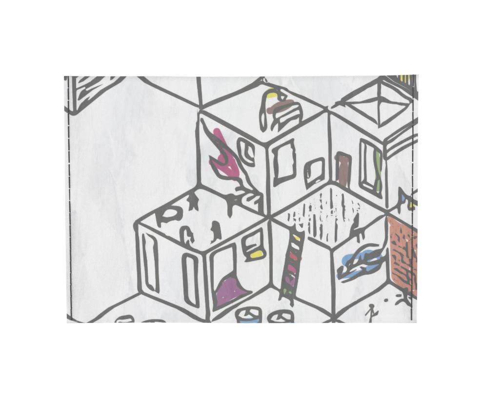 dobra - Porta Cartão - cortiço
