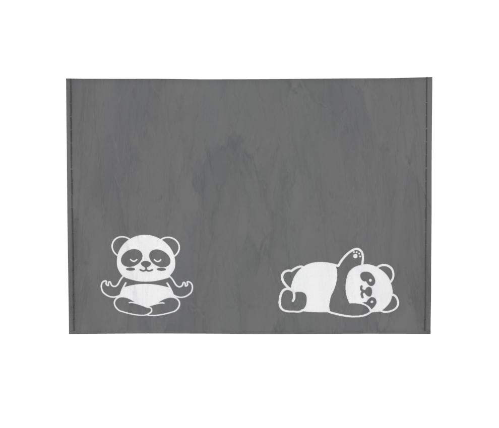 dobra - Porta Cartão - Panda moods