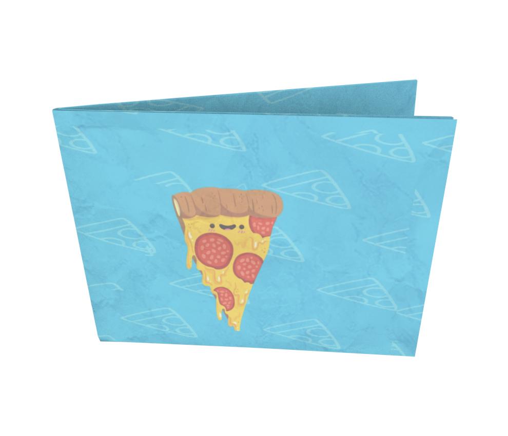 dobra - Nova Carteira Clássica - Fome de Pizzaaa