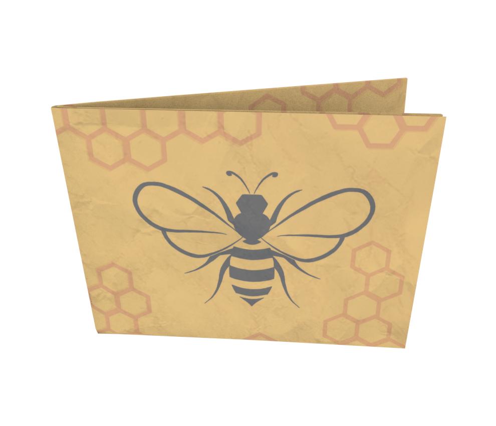 dobra - Nova Carteira Clássica - Just Bee