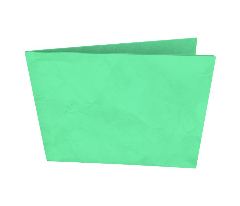 dobra - Nova Carteira Clássica - Verde além do mar