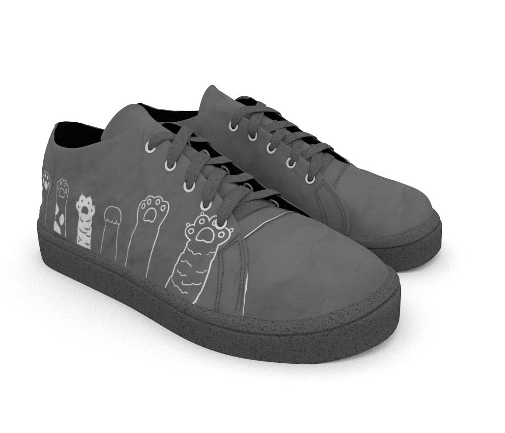 dobra - Tênis - Black Cat Power