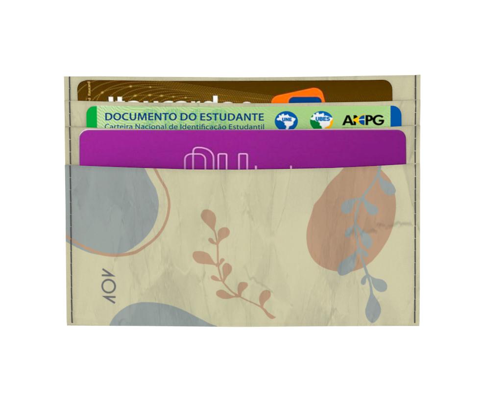 dobra - Porta Cartão - coisas boas