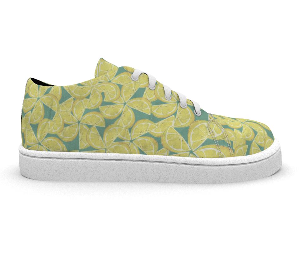 dobra - Tênis - Limão fresh