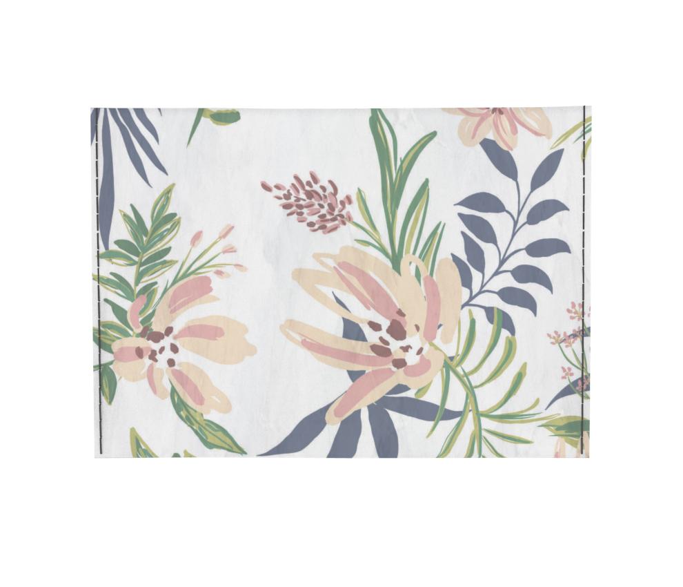 dobra - Porta Cartão - Floral Romântico