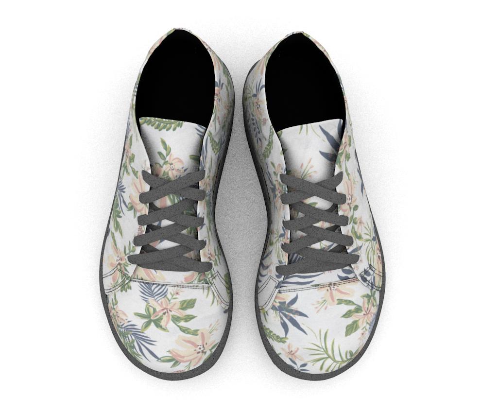 dobra - Tênis - Floral Romântico