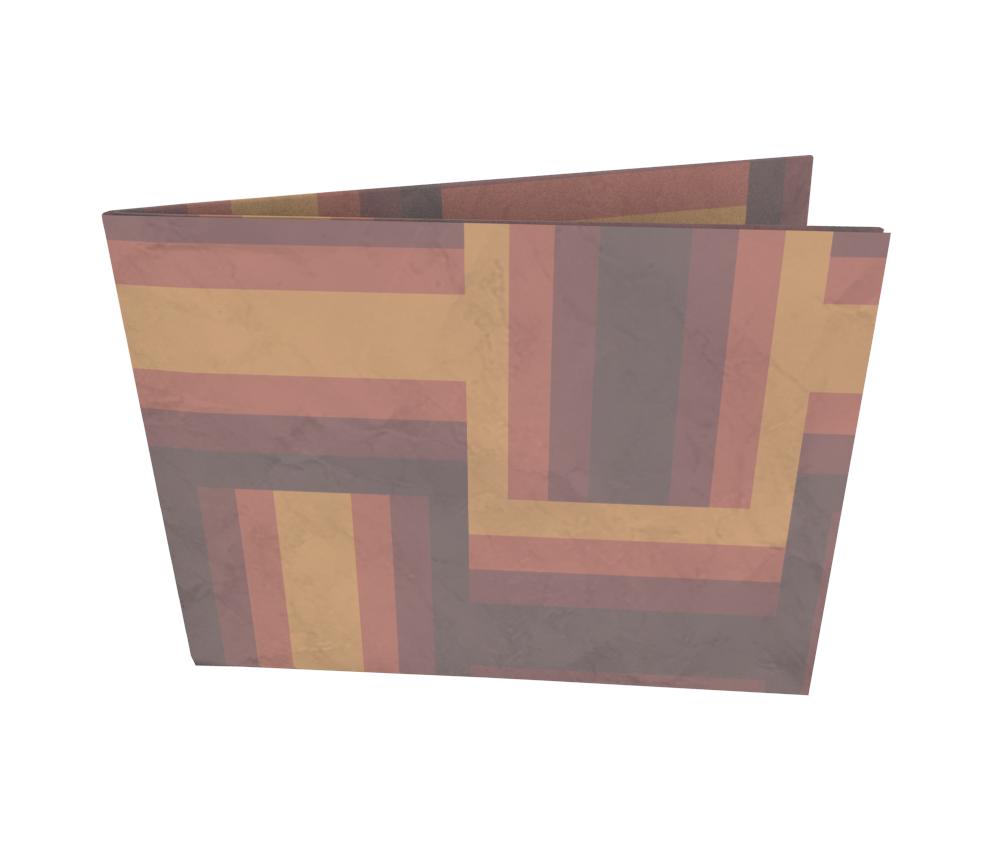 dobra - Nova Carteira Clássica - Retro Maze