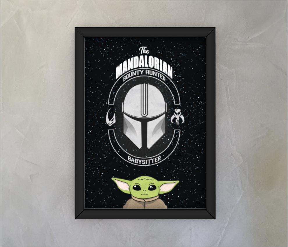 dobra - Quadro - Mandalorian