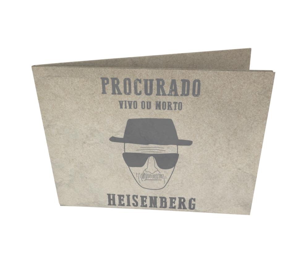 dobra - Nova Carteira Clássica - procurado heisenberg