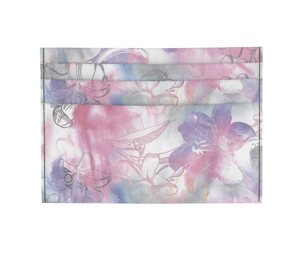 dobra - Porta Cartão - Flores e Mais Flores