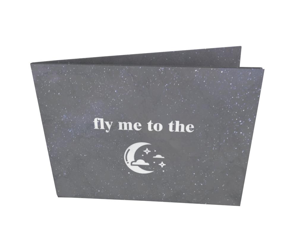 dobra - Nova Carteira Clássica - Fly me to the moon
