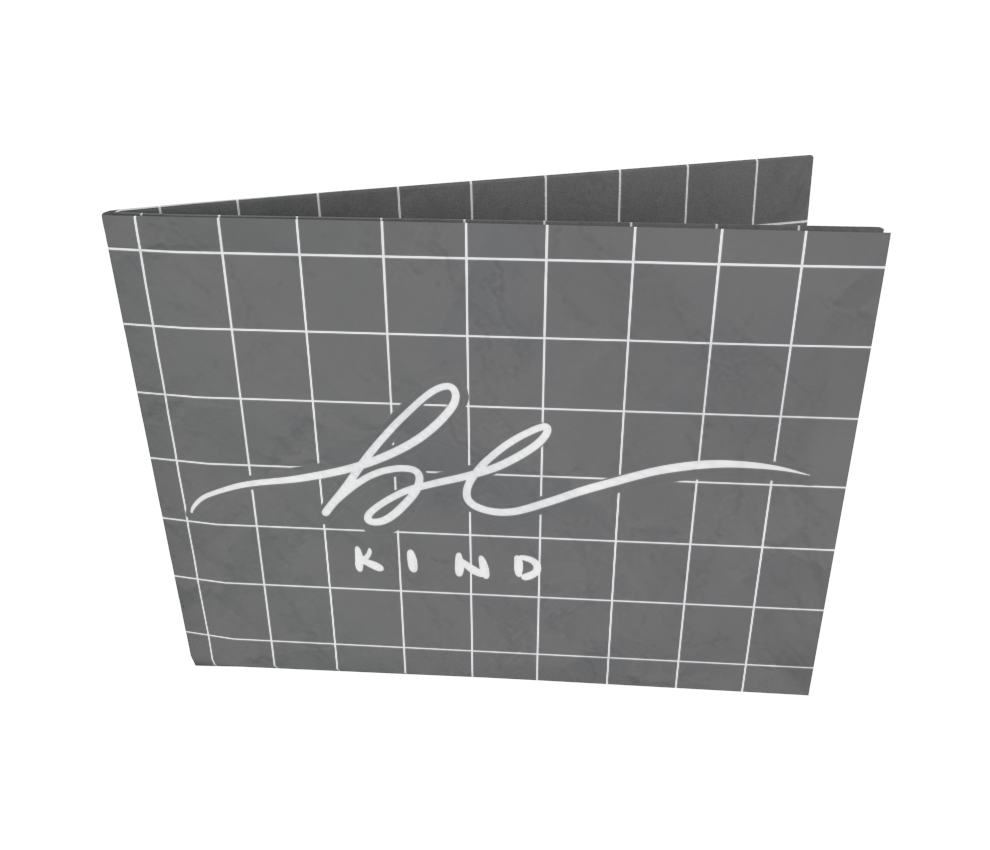 dobra - Nova Carteira Clássica - Be kind