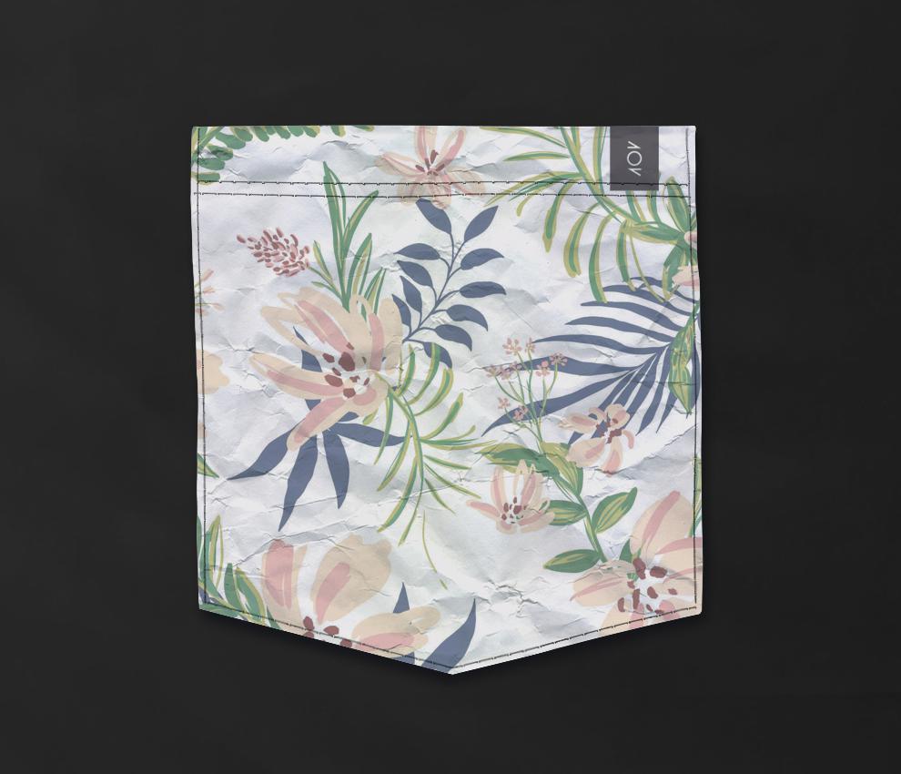 dobra - Bolso - Floral Romântico