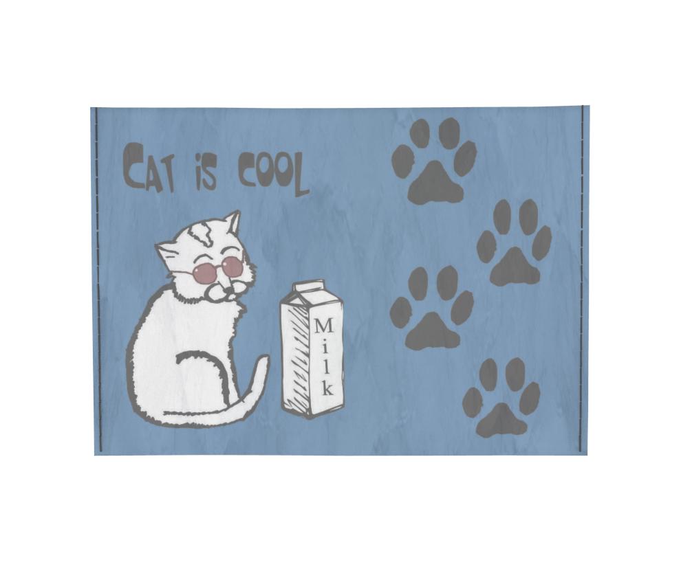dobra - Porta Cartão - Cat is cool