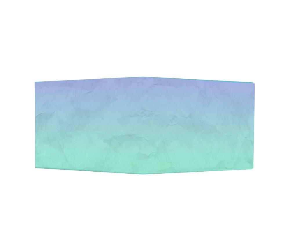 dobra - Nova Carteira Clássica - aurora boreal