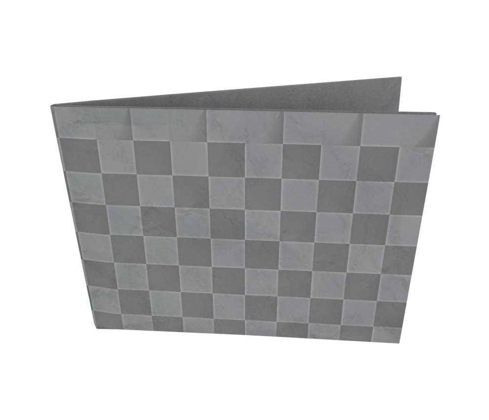 dobra - Nova Carteira Clássica - Checkered 3D