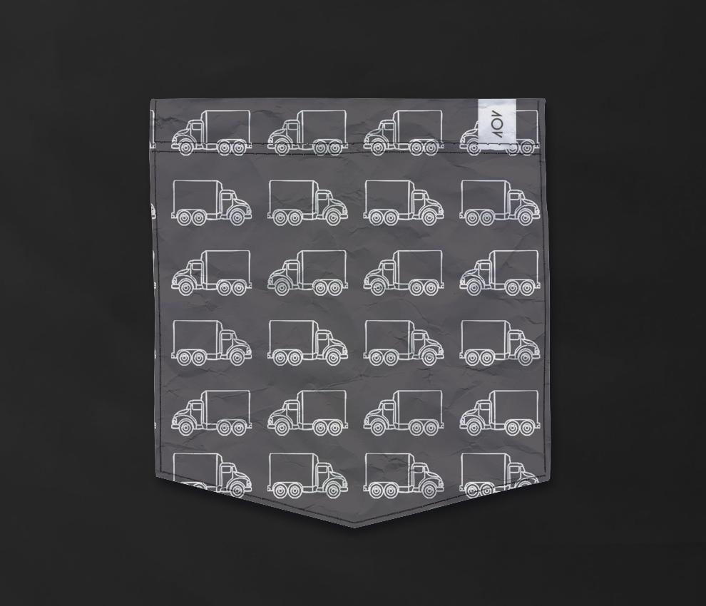 dobra - Bolso - Caminhãozinhoo