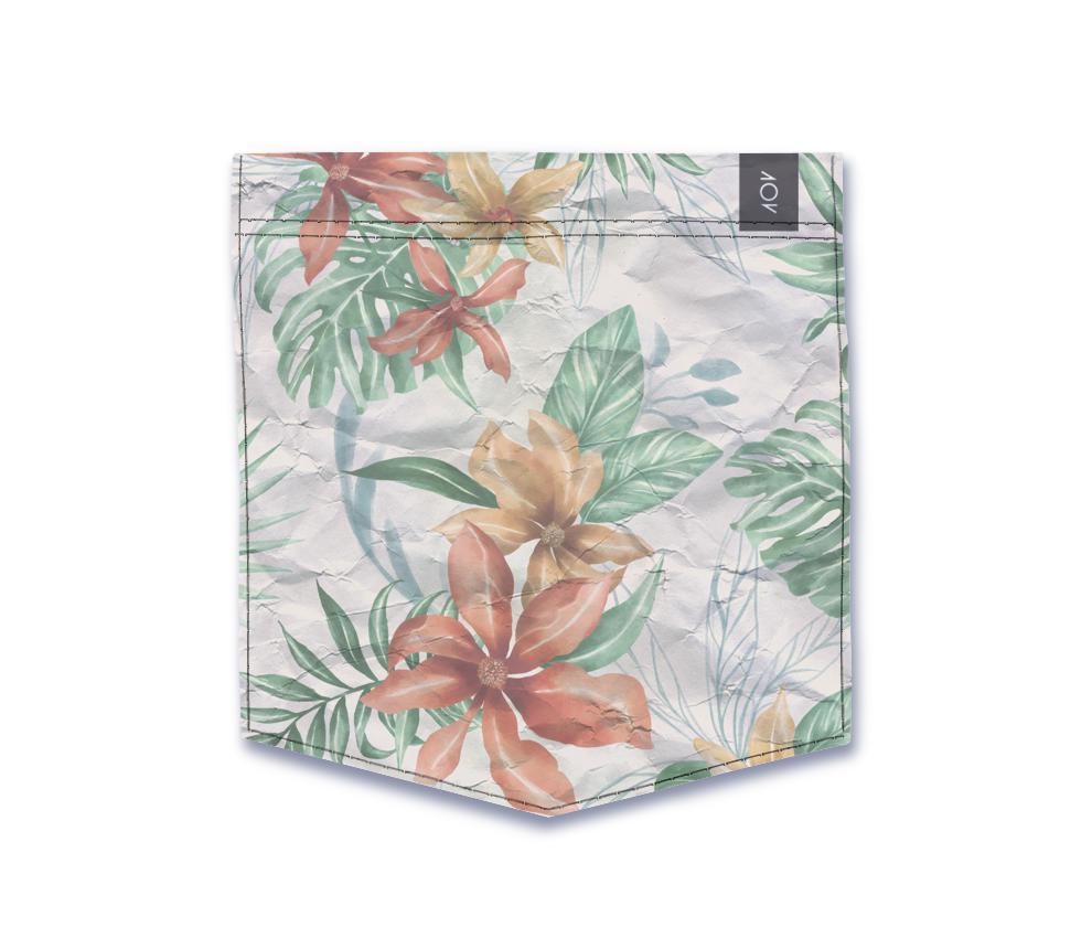 dobra - Bolso - Floral Tropical