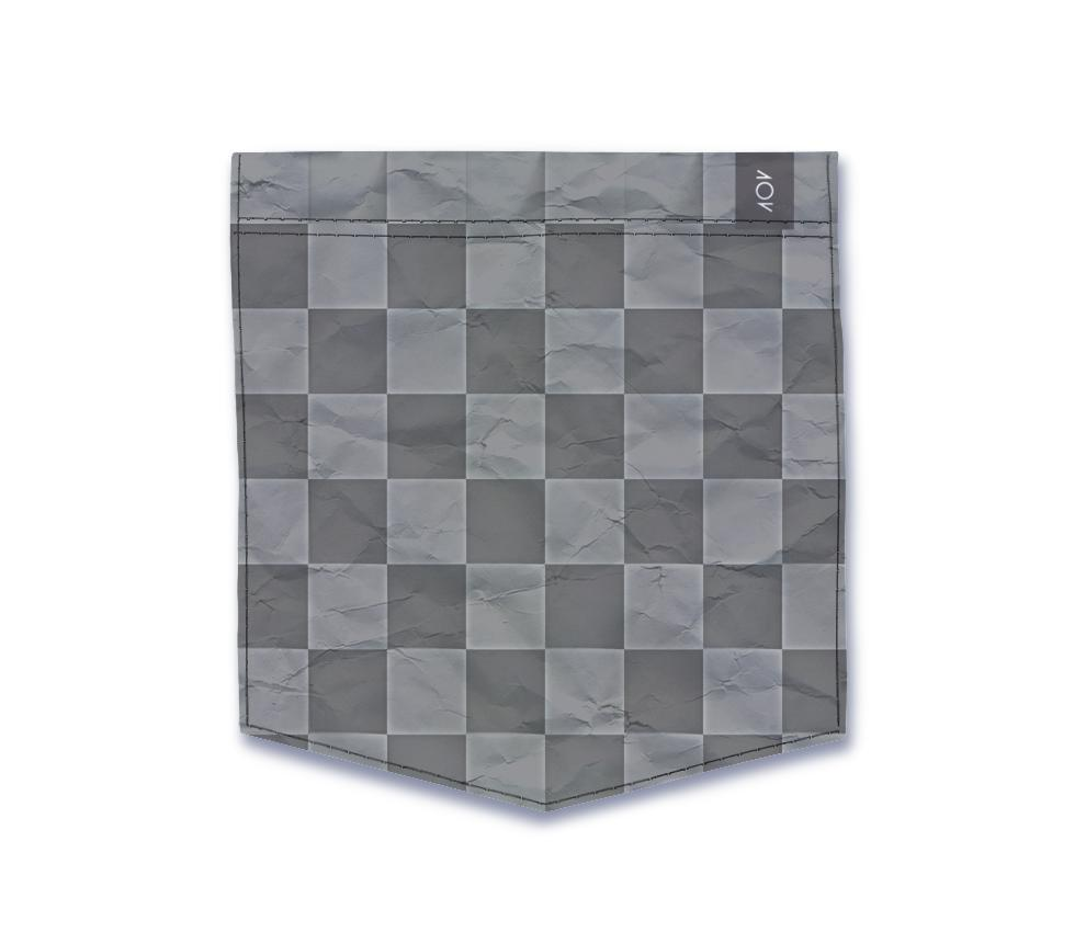 dobra - Bolso - Checkered 3D