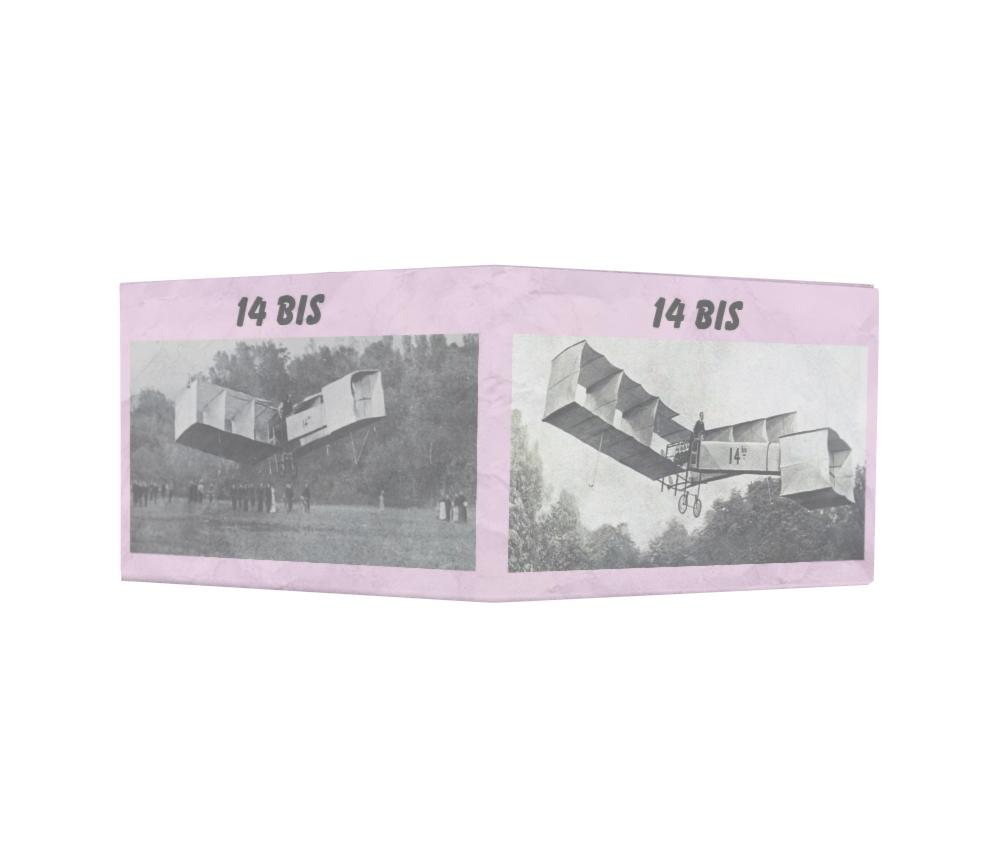dobra - Nova Carteira Clássica - 14 Bis