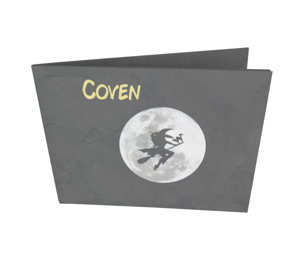 dobra - Nova Carteira Clássica - Coven