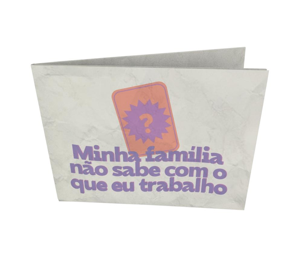 dobra - Nova Carteira Clássica - Share - carta bege