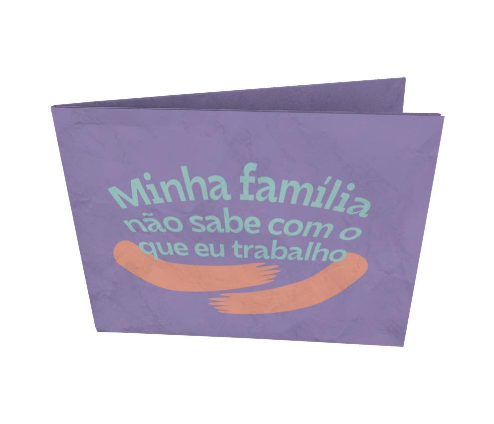 dobra - Nova Carteira Clássica - share - minha família roxa