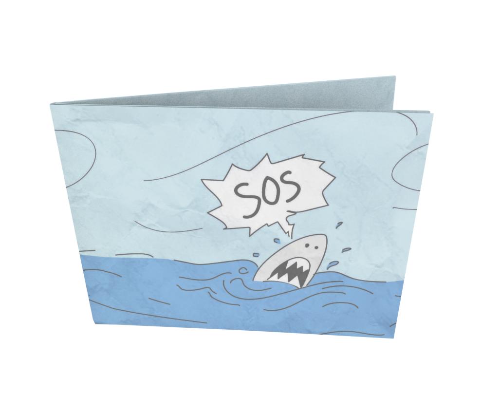 dobra - Nova Carteira Clássica - SOS